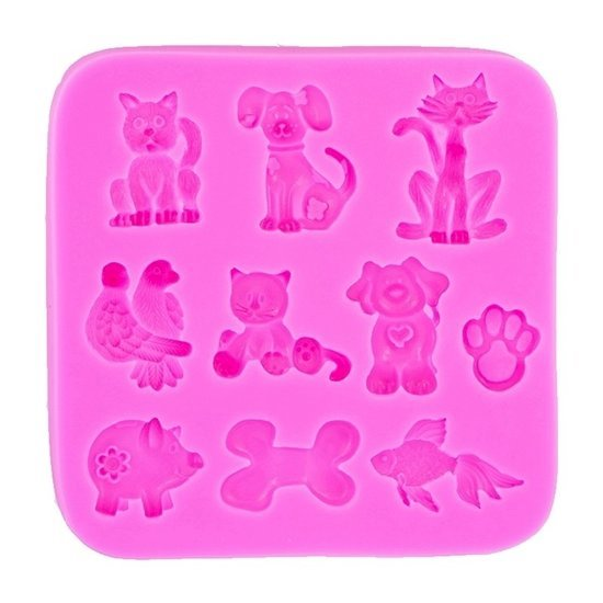 Picture of Animal Mold Set