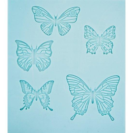 HD Butterfly texture sheet