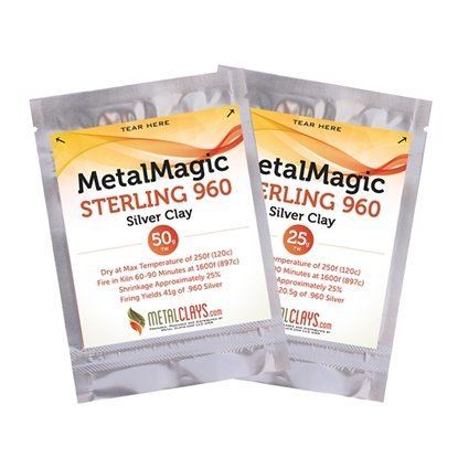 Picture of MetalMagic Sterling 960 Silver Clay