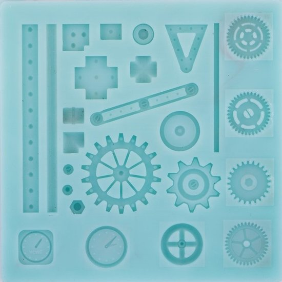 Picture of Texture Sheet - Mechanical Inspiration