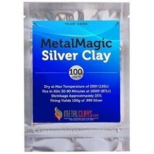 Metal Magic Silver Clay .999 100g