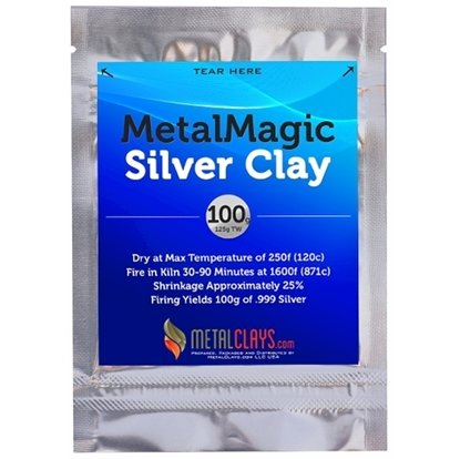 Picture of MetalMagic Silver Clay 100g (125g TW)
