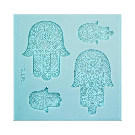 Picture of Texture Sheet -  Ethnic Hamsas