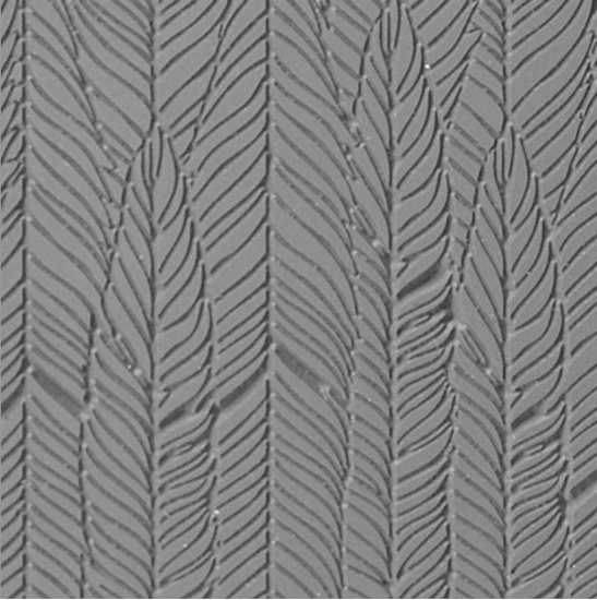 Picture of Texture Tile - Feathered Fineline