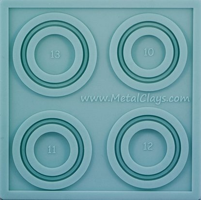 Picture of RingMaster Ring Cap Mold 10-13