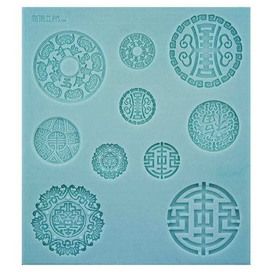 Picture of Texture Sheet -  Vintage Chinese Motifs