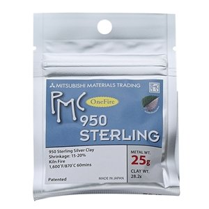 PMC Sterling OneFire 25g(.950)