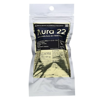 Picture of Aura 22 Gold Solution 1g