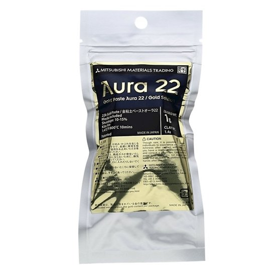 Aura22 Gold Solution