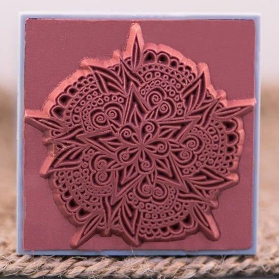 Custom Underglaze stamp 38mm