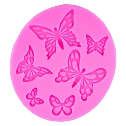 Picture of Butterfly Hex Mold