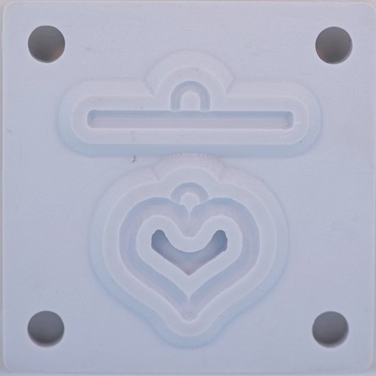 Picture of Toggle Heart MoldMaster Insert