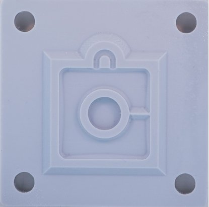 Picture of C - Lock Toggle  MoldMaster Insert