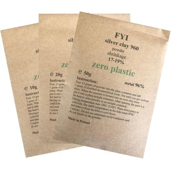 FYI .960 Silver Clay Powder