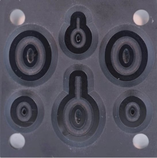 Link Oval MoldMaster Insert