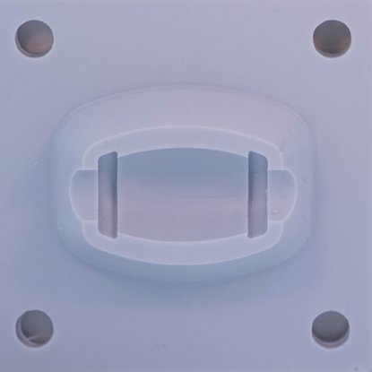 Picture of Bead Barrel MoldMaster Insert - Frame 1