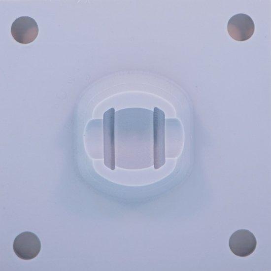 Picture of Bead Half Barrel MoldMaster Insert - Frame 1