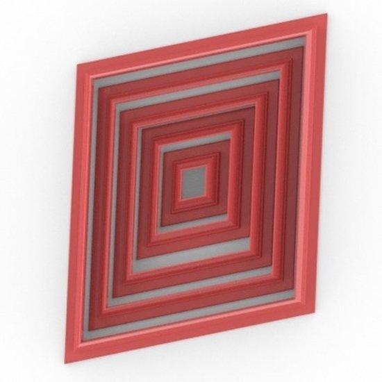 Clay Cutter Parallelogram Set(5)
