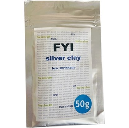 Picture of FYI .999 Silver Clay LS 50g