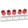 Clay Cutter Flower Set(5) 2