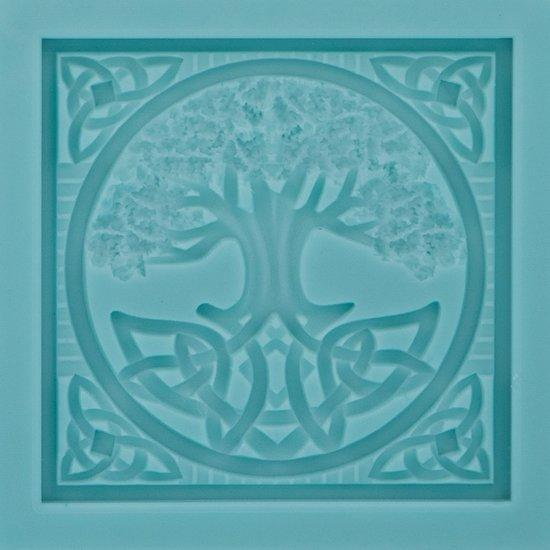 Celtic Tree Of Life Mold